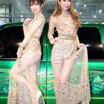 東京オートサロン2019 Part.2【武田智恵さん・中村杏理さん】AIWAブーの記事に添付されている画像