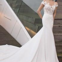 インポートウェディングドレス 2019夏婚 マーメイドラインIの記事に添付されている画像