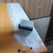 ミニ、DIYレストア パテ研ぎと、パテ盛り2回目の記事に添付されている画像