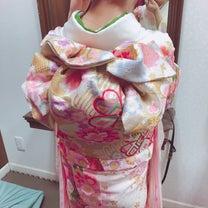成人式のお支度パート1♡の記事に添付されている画像
