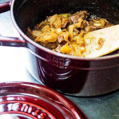 SUTABでジビエ料理「エゾシカ肉の生姜醤油煮」の記事に添付されている画像