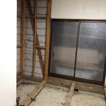 寝室リフォーム工事 初日の記事に添付されている画像