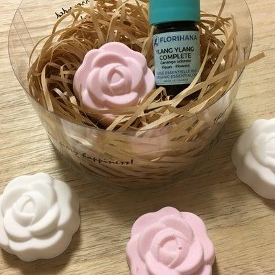 ♡アロマストーン♡でふんわり優しい香りの記事に添付されている画像