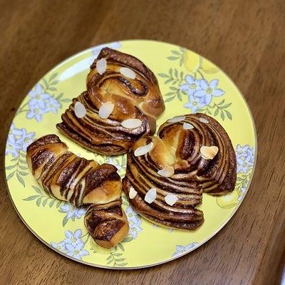 2月のパン試作中♪ 噛めば噛むほど味わい深いパンの記事に添付されている画像