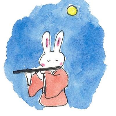 「月うさぎ庵からのお知らせ」の記事に添付されている画像