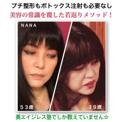 顔筋NANAマジックメソッドの基本のマッサージの効果的なやり方★さらにわかりやすの記事に添付されている画像