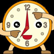 入学前に、時計を読めなければいけませんかの記事に添付されている画像