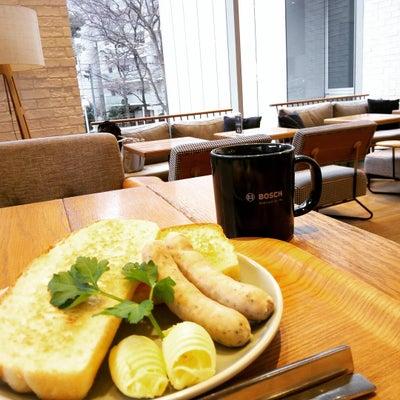 BOSCHのカフェでモ-ニング@Cafe'1886(渋谷)の記事に添付されている画像