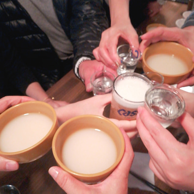 釜山で大新年会!2次会はお気に入りのお店へ~♪の記事に添付されている画像