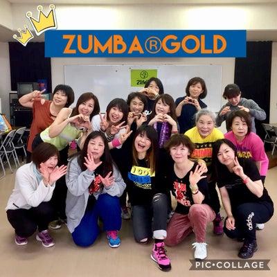 ☆ズンバゴールド☆  サークル活動の記事に添付されている画像