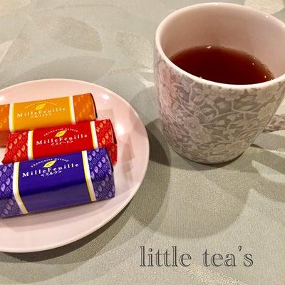 チョコレート菓子にはミルクティー ~ ミルフィーユ。の記事に添付されている画像