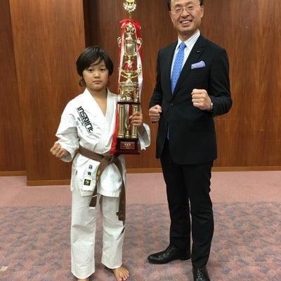 金沢市長 山野市長さま 表敬訪問の記事に添付されている画像