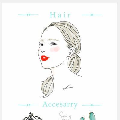 顔タイプ別の似合う花嫁ヘアスタイルの記事に添付されている画像