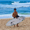 私がなぜボード浮力にこだわるのか〜今朝も良い波でサーフィンやれる〜♪