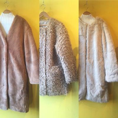 リアルに着られるエコファーコートがお買い得!!の記事に添付されている画像