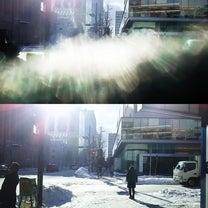 ルチアさんからの祝福の光の記事に添付されている画像