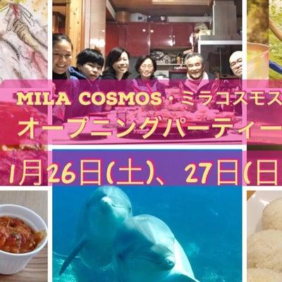 Mila Cosmos ミラ コスモス オープニングパーティー!の記事に添付されている画像