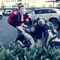ベトナムのサンタさんバイクでやってくるの記事に添付されている画像