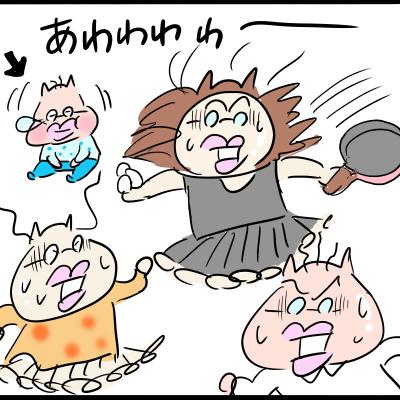 【ダイエット180日目】朝、派手に寝坊すると困ること【漫画】の記事に添付されている画像