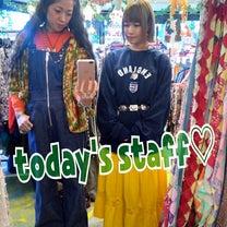 Today's Staff♡入荷したてスカート特集!の記事に添付されている画像