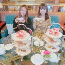 大好きなアフタヌーンティー♥『ストロベリー』横浜ベイシェラトン ホテル&タワーズの記事に添付されている画像
