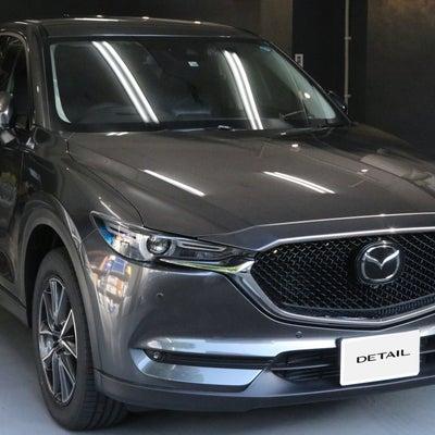 マツダ・CX-5/新車ガラスコーティングの記事に添付されている画像