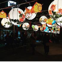 春節祭の記事に添付されている画像