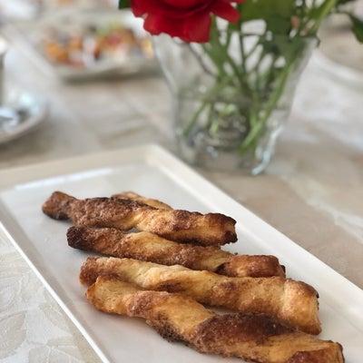 シナモンシュガーパイの記事に添付されている画像