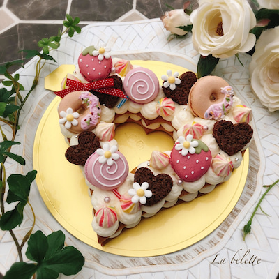 【募集】ナンバーケーキレッスン~マカロンアート❤~の記事に添付されている画像