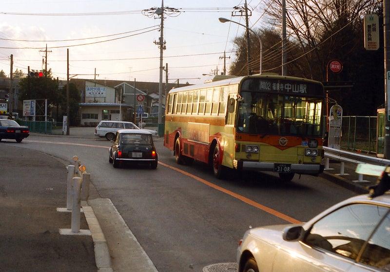 1995.01.14 神奈中・間02系統