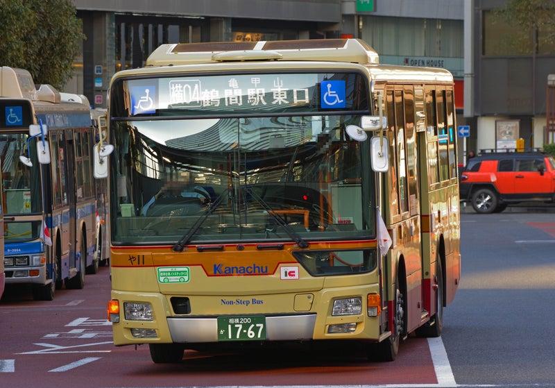 2019.01.14 神奈中・横04系統