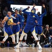NBA:ウォリアーズは良いタイミングでピークになった/GSW@DEN戦より