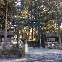 諏訪大社(下社秋宮)参拝!の記事に添付されている画像