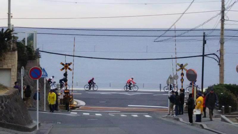 江ノ島の踏切