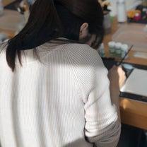 本日のレッスン♡の記事に添付されている画像