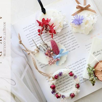 お花と香りを楽しむ ♪ アロマワックスデザインコースレッスンの記事に添付されている画像
