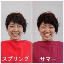 福岡から!美容師さんFashion&Beauty Colorの勉強に来広!の記事に添付されている画像
