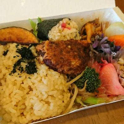 メリーモモ・玄米のお弁当の記事に添付されている画像