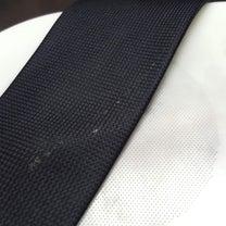 ネクタイ食べこぼし染みの記事に添付されている画像