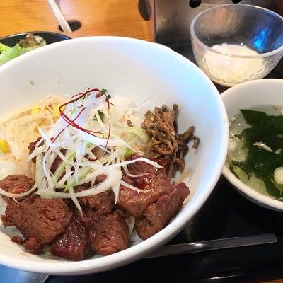ぴゅあ 品川フロントビル店/自分で焼かない焼肉丼の記事に添付されている画像