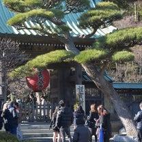 鎌倉 長谷寺☆2019年1月の記事に添付されている画像