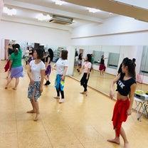 なめらか〜‼️水曜20:20〜タヒチアンダンスの記事に添付されている画像