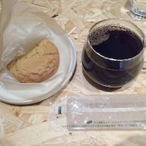 サフラン&バニラビーンズクッキー と ドリップブレンド  ブルーボトルコーヒー神の記事に添付されている画像