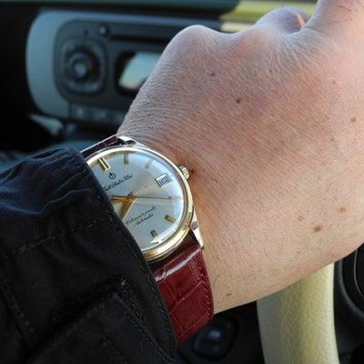 腕時計遍歴69 シティズン オートデータ ユニ -日本のアンティーク腕時計の味わの記事に添付されている画像