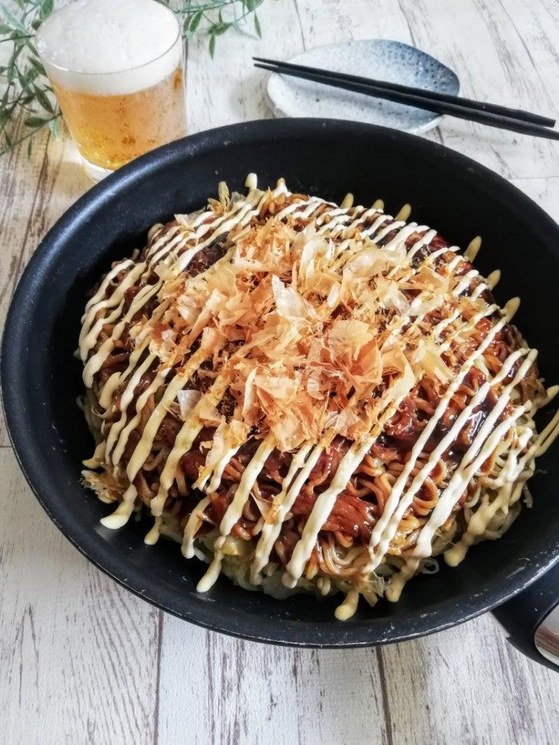 フライパン 広島 焼き