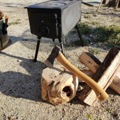 薪ストーブでダッチオーブン調理の記事に添付されている画像