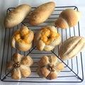 #手ごねパンの画像