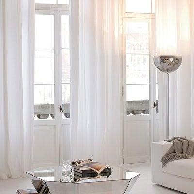 照明マジック。白でも暖かい空間や女性らしい空間を作る方法。の記事に添付されている画像