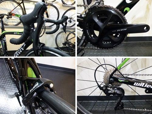 WILIER TRIESTINA 2019 ROADBIKE GTR GRANTURISMO R SHIMANO R7000 105 ウィリエール トリエスティーナ 2019年モデル ロードバイク グランツーリズモ アール シマノ