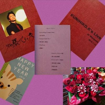加藤久仁彦ワンマン・ライブ at  Marquee /2部の記事に添付されている画像